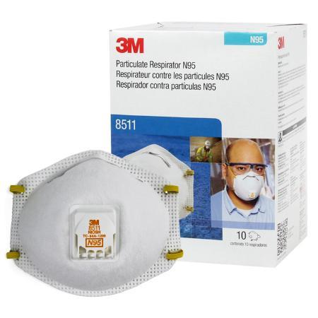 N95 Respirators & Masks