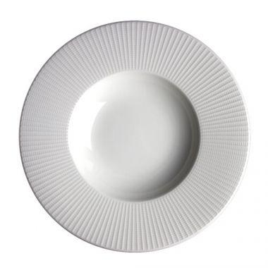 Steelite® Willow Gourmet Bowl, White, 10 Oz (6EA) - RFS066/9117C1176