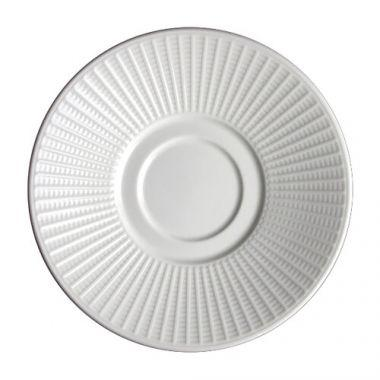 "Steelite® Willow Dw Saucer, White, 6"" (3DZ) - RFS066/9117C1192"