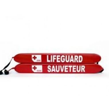 CANADIAN RED CROSS LIFEGUARD RESCUE TUBE