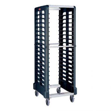 Rubbermaid® Max System™ Rack, Black - RFS152/FG332000BLA