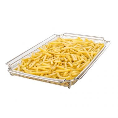 Rational® CombiFry French Fry Tray, 1/1 GN, 50mm - RFS642/6019.1150