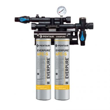 Pentair® QC7I Twin - 4FC5 System - RFS405/9275-11