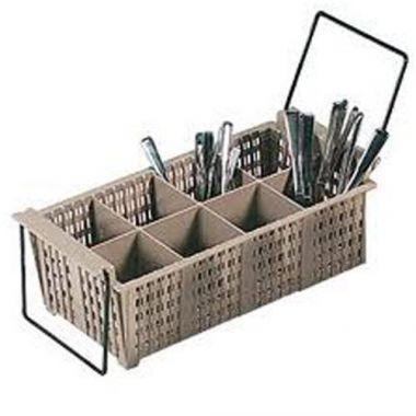 Vollrath® 8-Compartment Flatware Basket- RFS1900/1372