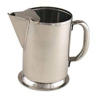 Browne® Stainless Steel Water Pitcher w/Guard, 64 oz - RFS016/515080