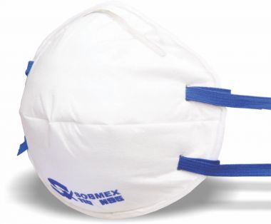 Sobmex® Particulate Respirator 110-TM N95 Mask NOM Approved  - 25/ PK