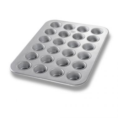 Bundy Chicago Metallic® Mini Muffin Pan, 24 Cup - RFS172/45245