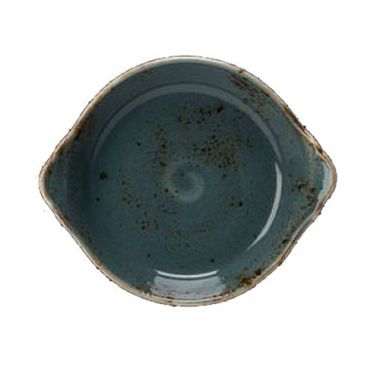 "Steelite® Craft Round Eared Dish, Blue, 7.5"" - RFS066/11300316"