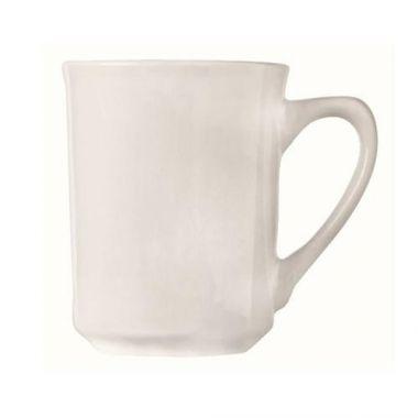 World Tableware® Porcelana Coupe Kona Mug, 8 oz (3DZ) - RFS663/840-125-002