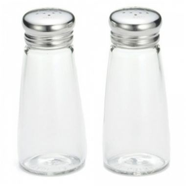 Tablecraft® Salt & Pepper Shaker, 3 oz (6DZ) - RFS558/132S&P