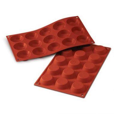 Eurodib® Silikomart  Tartlet Mold, 0.7oz - RFS3478/SF014