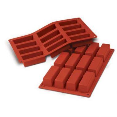 Eurodib® Silikomart Cake Mold, 2.4 oz - RFS3478/SF026