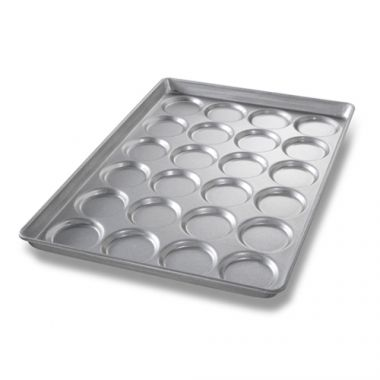 "Bundy Chicago Metallic® Muffin Top Pan, 18"" x 26"" - RFS172/42495"