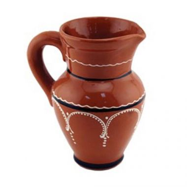 Portugal Rooster® Clay Pitcher, 0.7L     - RFS1673/FIF542D