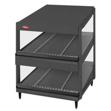 Hatco® Glow Ray Merchandiser/Warmer, Black - RFS665/GRSDS-41D