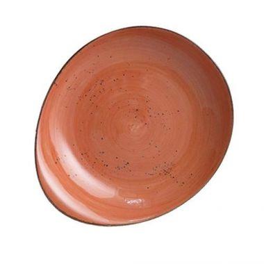 """Continental® Rustics Terra Pasta Plate, 8.2"""" x 9.6"""" - RFS674/30PEB232-04"""