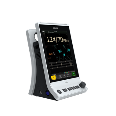 Edan iM3 Vital Signs Monitor with NIBP and SpO2, with Printer