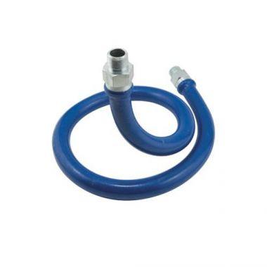 """Dormont® Moveable Gas Connector Hose, 1""""Dia x 36"""" Long - RFS074/16100BP36"""