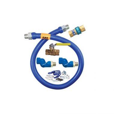 """Dormont® Moveable Gas Connector Kit, 1""""Dia x 48"""" L - RFS074/16100KIT2S48"""