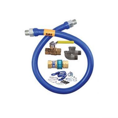 """Dormont® Moveable Gas Connector Kit, 1""""Dia x 36"""" L - RFS074/16100KIT36"""