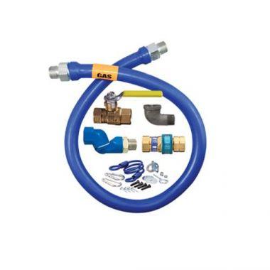 "Dormont® Swivel Quick Disconnect, 1"" x 48"" - RFS074/16100KITS48"