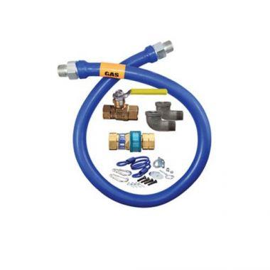 """Dormont® Quick Disconnect Hose, 48"""" x 1.25"""" - RFS074/16125KIT48"""