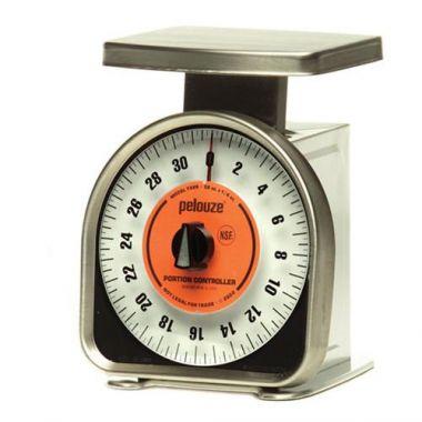 Rubbermaid® Pelouze Dial Scale, 32lbs - RFS152/FGY32R