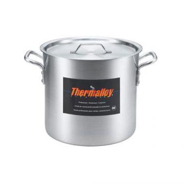 Browne® Thermalloy Stock Pot, Aluminum, 32Qt - RFS016/5814132