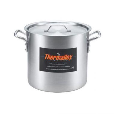Browne® Thermalloy Stock Pot, Aluminum, 40Qt - RFS016/5814140