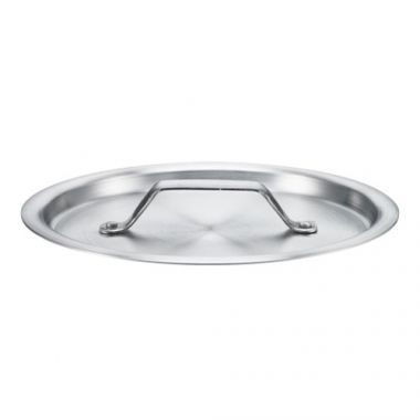 Browne® Thermalloy®Tapered Sauce Pan Cover, Aluminum, 5.5Qt - RFS016/5815905, Free Shipping in Canada. Shop Linen Plus