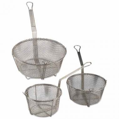 "Browne® Wire Fry Basket, 11.5"" - RFS016/79120"