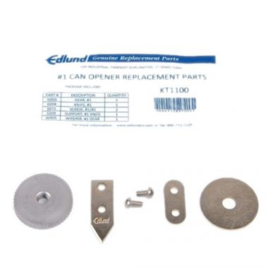 Edlund® Parts Kit for Edlund #1 Can Opener - RFS1140/KT1100
