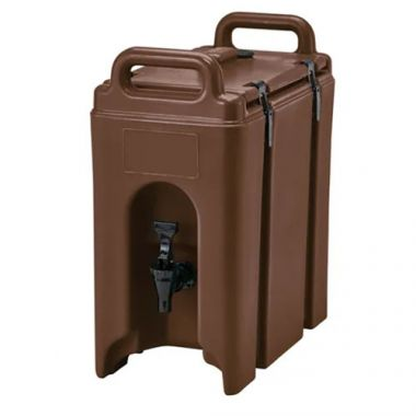 Cambro® Camtainer, Dark Brown, 2.5Gal - RFS025/250LCD131