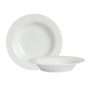"Steelite® Virtuoso Soup Plate, 9"" - RFS066/6305P667"