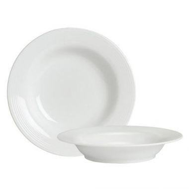 "Steelite® Virtuoso Pasta Plate, 10.25"" - RFS066/6305P668"