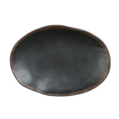 """Steelite® Greystone Oval Plate, 9.5"""" - RFS066/7199TM008"""