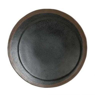 "Steelite® Greystone Round Plate, 10.25"" - RFS066/7199TM015"