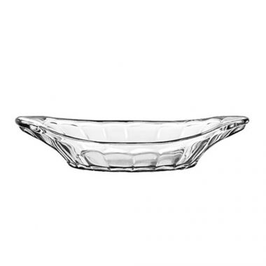 "Libbey® Banana Split/Relish Dish, 9"" - RFS149/5317"