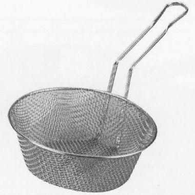 "Johnson-Rose® Mesh Strainer Basket, 8""- RFS100/CUB-8S"