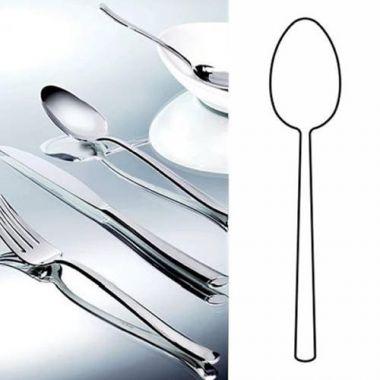 "Steelite® Yuki Dessert Spoon, 7.5"" - RFS066/5506HS003"