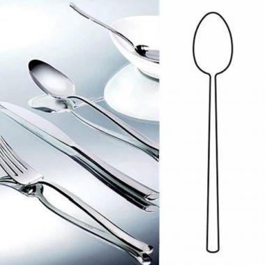 "Steelite® Yuki Demitasse Spoon, 4.5"" - RFS066/5506HS005"