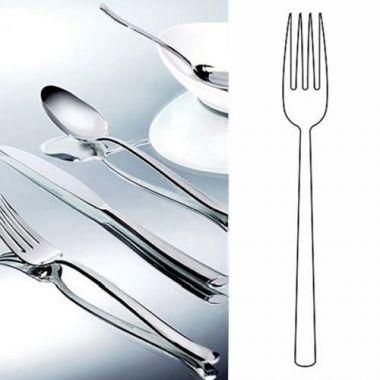 "Steelite® Yuki Dessert Fork, 7.5"" - RFS066/5506HS023"