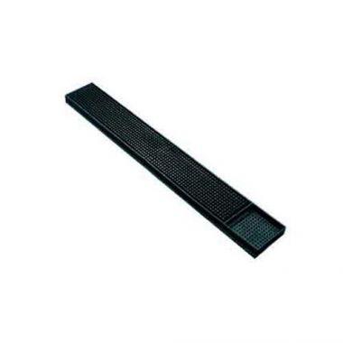 """Spill-Stop® Bar Mat, Black, 3""""x23""""- RFS024/160-02"""