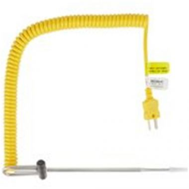 Cooper Atkins® DuraNeedle Probe Cable Coil, Yellow - RFS3358/50336-K