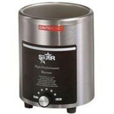 Star® Stainless Steel Food Warmer, 4 Qt - RFS435/4RW