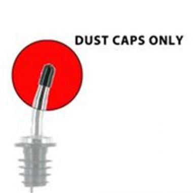 Spill-Stop® Dust Caps, Black- RFS024/301-02