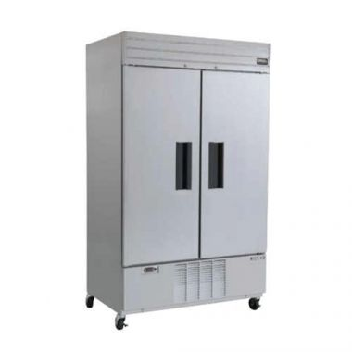 Habco® Dependable Series Reach-In Refrigerator, 2-Door, 46 CU FT- RFS463/SE46HCSA