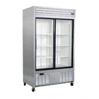 "Habco® Commercial Sliding Door Refrigerator, 47.5""W x 31""D x 72.6""H, 0.375 hp - RFS463/SE40EHC"