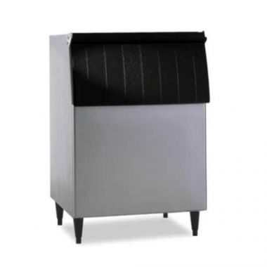 Hoshizaki® Crescent Cuber Icemaker, Air-cooled, 556 lb- RFS3233/KM-520MAJ