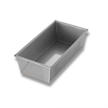 "Bundy Chicago Metallic® Single Bread Pan, 10.5"" x 5"" x 3"" - RFS172/49115"